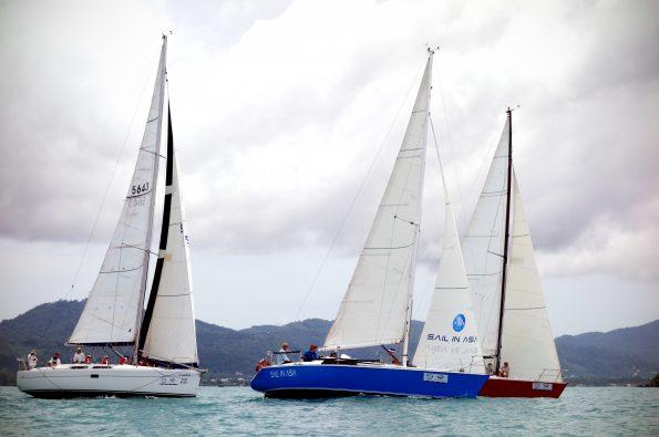 Sail in Asia